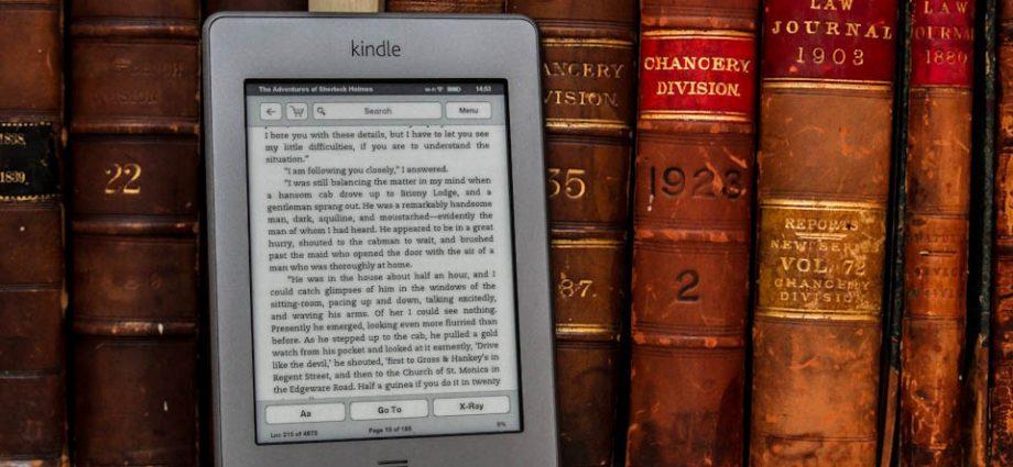 Электронные книги против бумажных – кто кого?