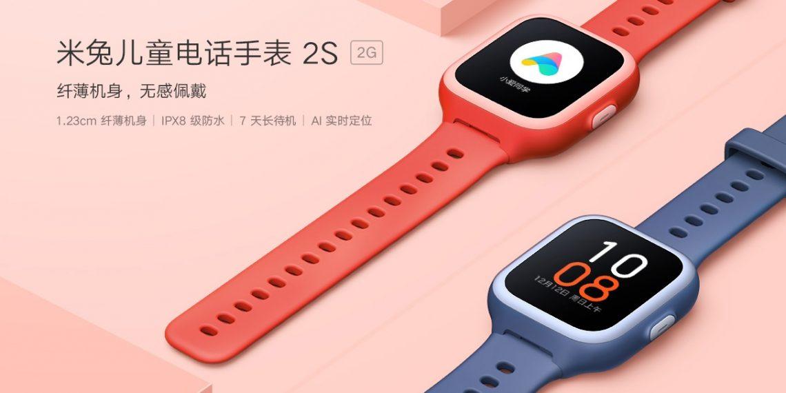 Xiaomi представила детские смарт-часы Mitu Rabbit 2S за $29