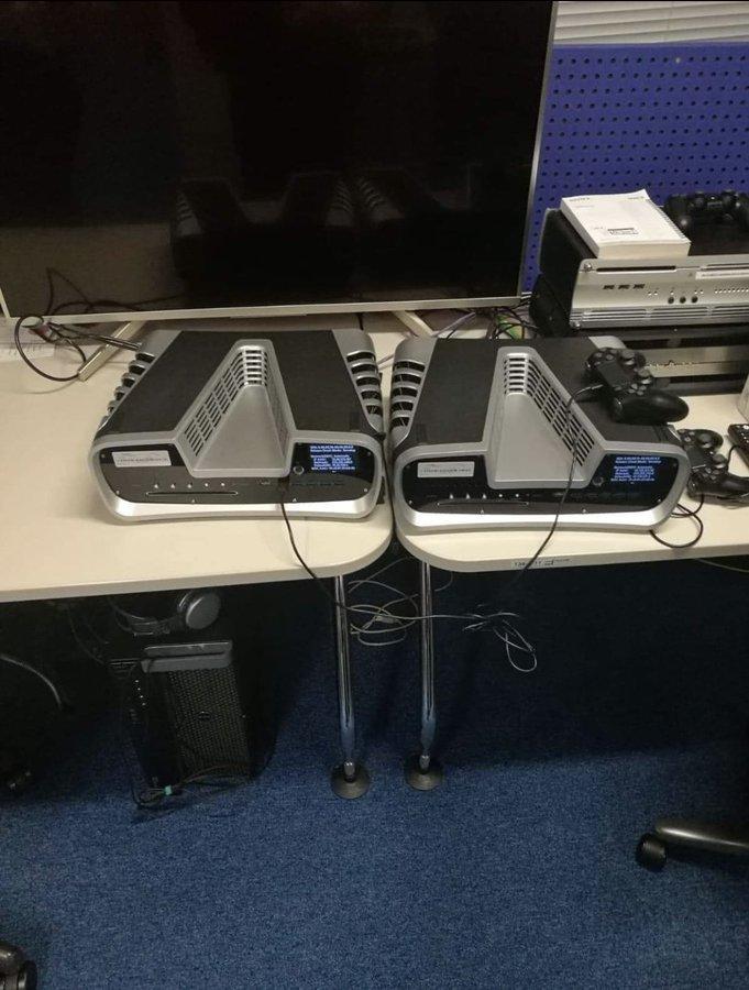 Настоящую PlayStation 5 случайно показали на фотографии