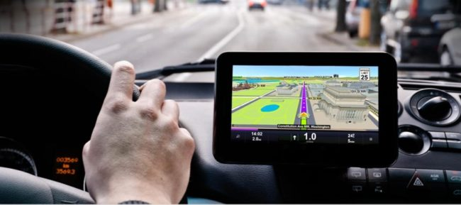 GPS-навигатор | За 7 морей