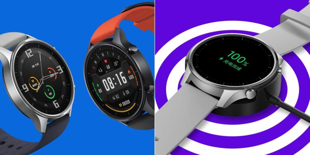 Xiaomi представила умные часы Watch Color с круглым дисплеем и NFC