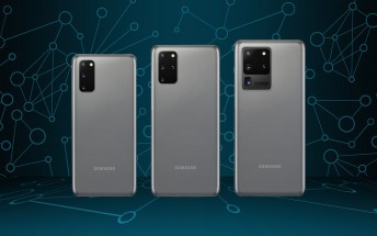 Все три новые смартфоны получат Snapdragon 865