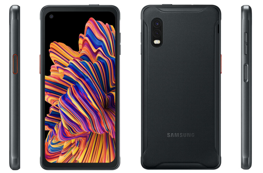 Samsung Galaxy XCover Pro - стильный смартфон для бизнеса