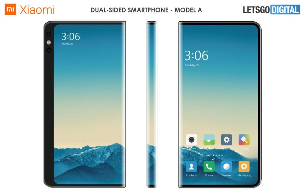 Смартфоны Xiomi с гибким дисплеем