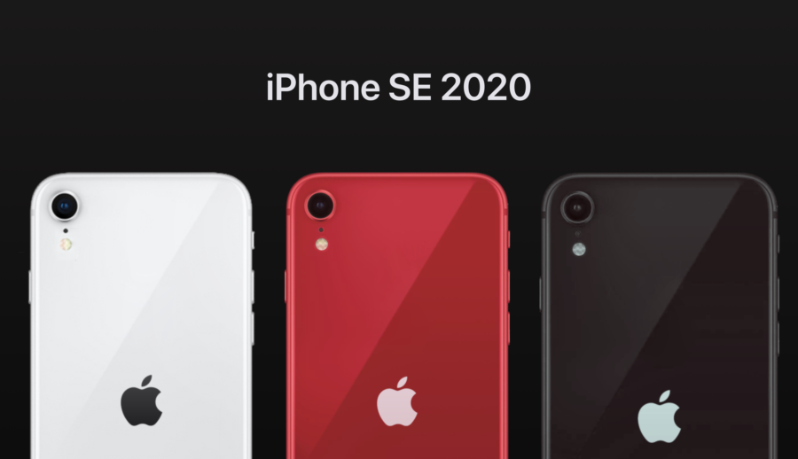 Iphone SE 2020 какой цвет выбрать?