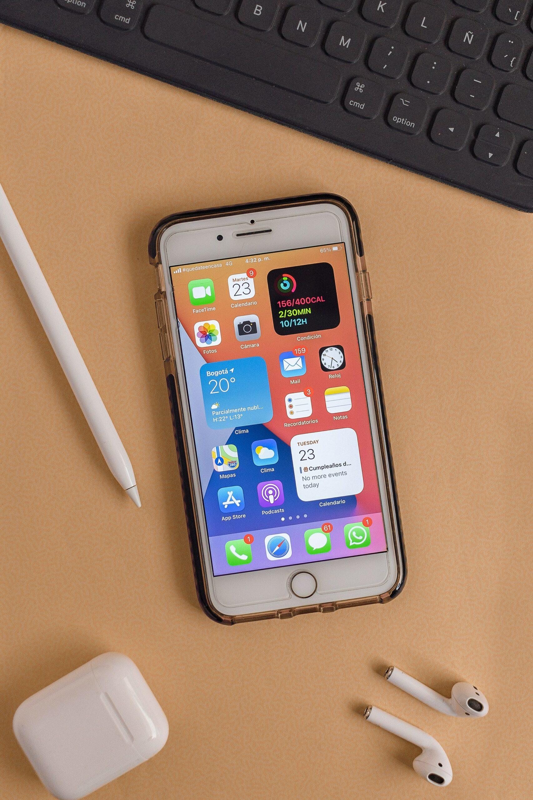 Масштабные обновления iOS 14: от добавления виджетов до управления автомобилем