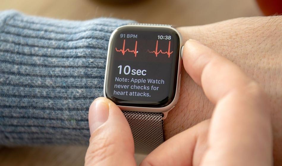 Apple Watch Series 6 научат мерять кислород в крови