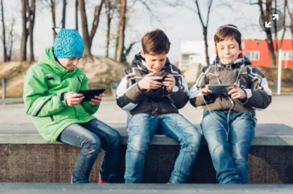 Как настроить детский смартфон