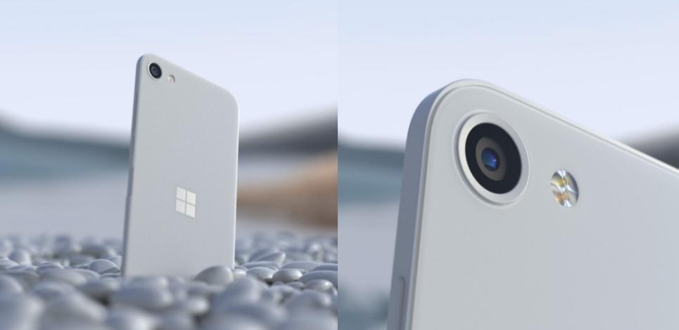 Концепт-рендер Microsoft Surface Solo демонстрирует дизайн смартфона