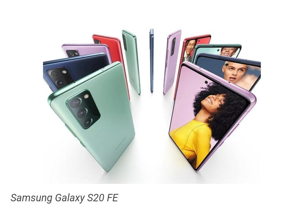 Первые практические изображения Samsung Galaxy S20 FE демонстрируют плоский экран с более тонким корпусом