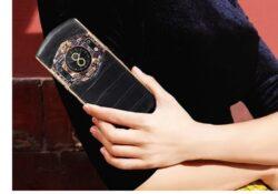 Роскошный смартфон 8848 M6 Private Customized Dragon Limited Edition выпущен за колоссальные 4400 долларов