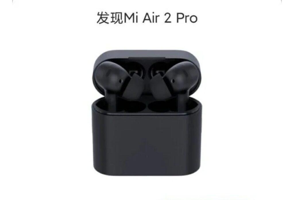 Наушники с шумоподавлением Xiaomi Mi Air 2 Pro