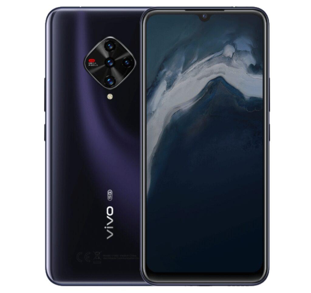 Vivo X50e 5G смартфон с Snapdragon 765G