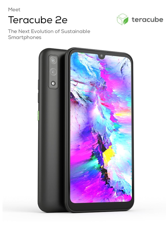 Teracube 2e - это экологичный Android-телефон за 99 долларов с 4-летней гарантией