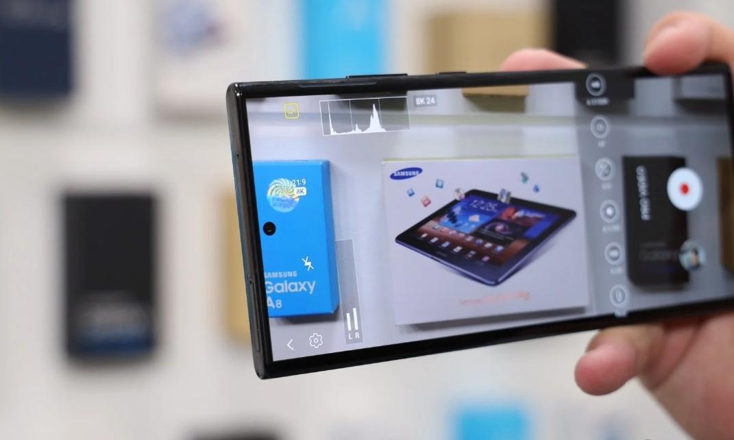 Камера Galaxy Note 20 Ultra получила оценку DxOMark хуже, чем у S20 Ultra