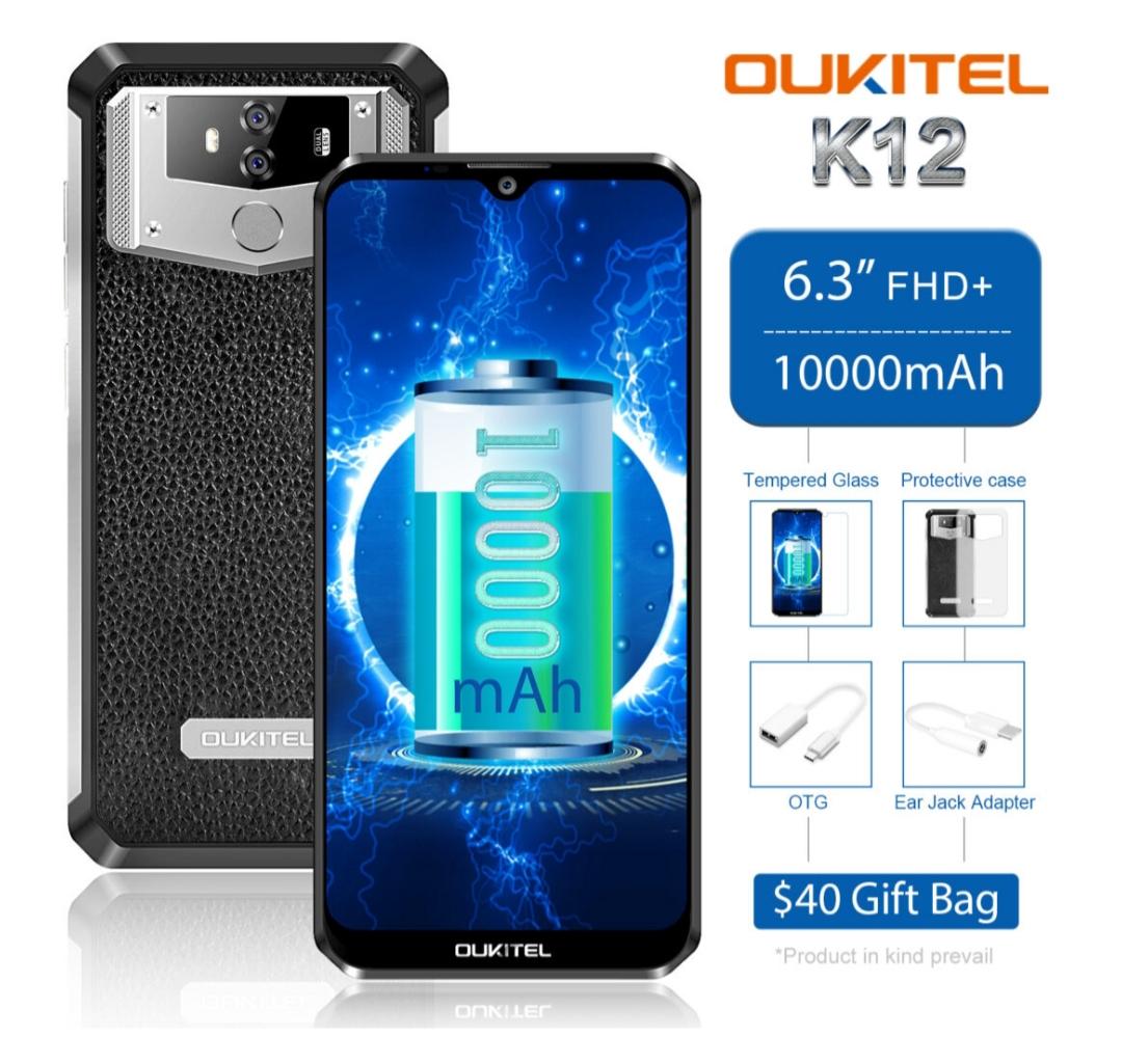 6 лучших защищенных смартфонов Oukitel с мощными батареями
