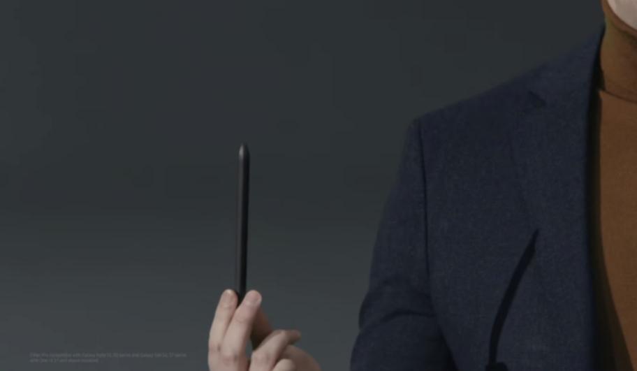 Samsung S Pen Pro стилус размером с карандаш для S21 Ultra