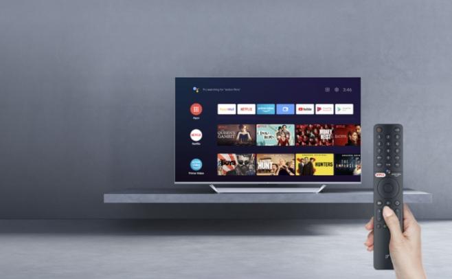 Xiaomi только что анонсировала 75-дюймовый QLED Android-телевизор