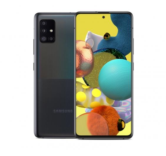 Samsung представит дисплеи с частотой 90 Гц и 120 Гц для будущих Galaxy A52 и A72