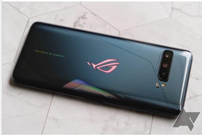 ASUS планирует анонс ROG Phone 5 в марте