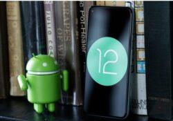 Телефоны Pixel могут получить настраиваемые часы блокировки экрана в Android 12