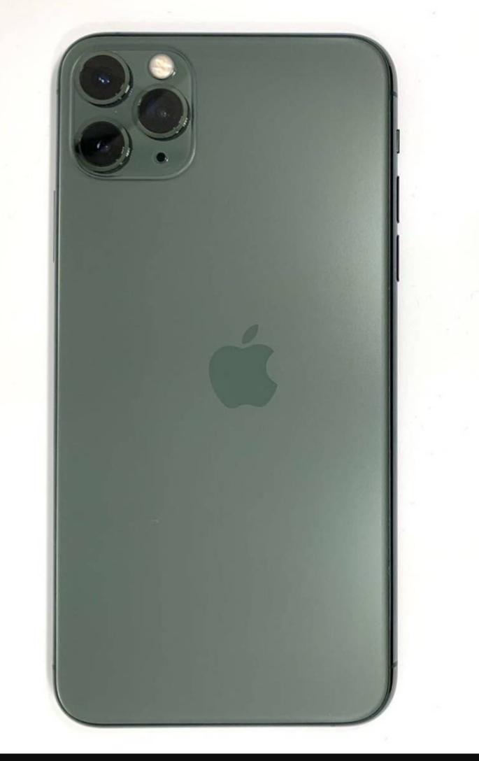 Apple тоже ошибается: вот iPhone 11 с неправильно выровненным логотипом