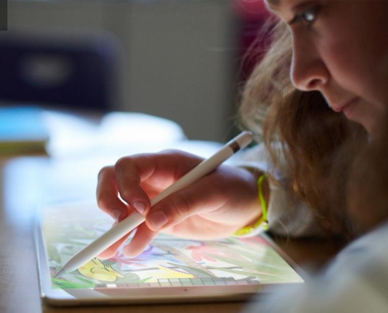 Глянцевый карандаш Apple Pencil 3 уже скоро