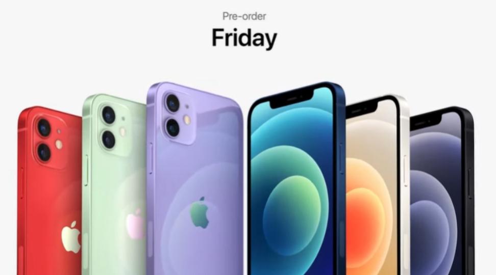 Apple анонсирует новый фиолетовый цвет для iPhone 12 серии