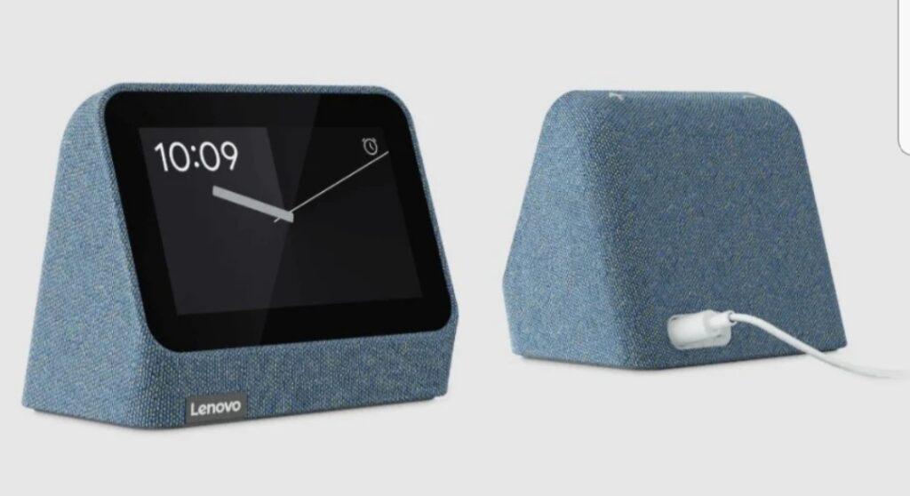 Lenovo Smart Clock 2 поставляется с новым дизайном и дополнительной док-станцией для беспроводной зарядки