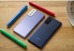 Выпуск Samsung Galaxy S21 FE приостановлен из-за проблем с цепочкой поставок
